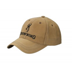 GORRA BROWING LITE WAX MARRÓN