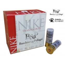 CARTUCHOS B&P NIKE TRASPARENTE 34GR