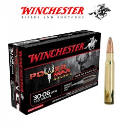 BALA WINCHESTER POWER MAX 30-06 SPRING 180GR