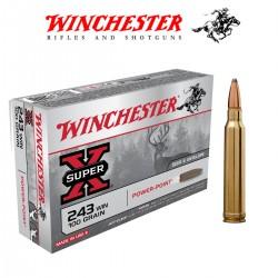 BALA WINCHESTER SUPER X 243 WIN 100GR