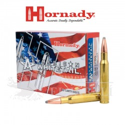 BALA HORNADY 30-06 SPRING 150GR INTERLCOCK WHITETAIL