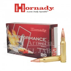BALA HORNADY 280 REM 139GR SST SUPERFORMANCE