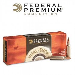 BALA FEDERAL 270 WSM NOSLER PARTITION