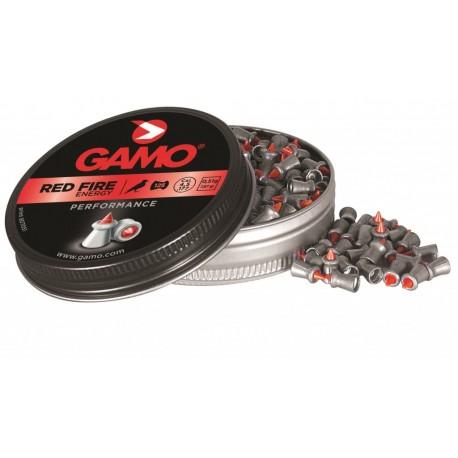 BALINES GAMO RED FIRE (125 UNI)