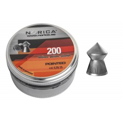 BALINES NORICA POINTED 4.5 (250 UNI)