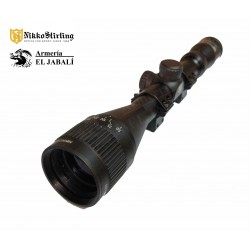 VISOR NIKKO STIRLING 3-9x40 AO MOUNT MASTER