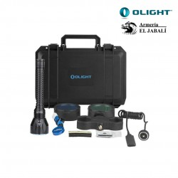 LINTERNA OLIGHT JAVELOT PRO 2100 KIT CAZA