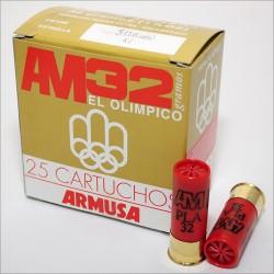 CARTUCHOS ARMUSA PLA32