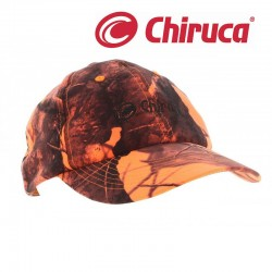 GORRA CHIRUCA CAMUFLAJE NARANJA CH+
