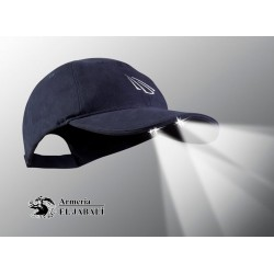 GORRA LUZ POWER CAP 4 LED