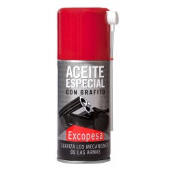ACEITE SPRAY EXCPESA CON GRAFITO