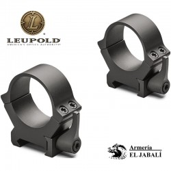 ANILLAS LEUPOLD QRW2 30mm (Desmontables)