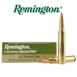 REMINGTON 280 REM 140 GR ACCUTIP