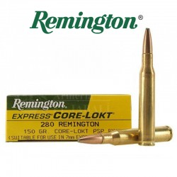 REMINGTON 280 REM 140 GR CORE LOKT PSP