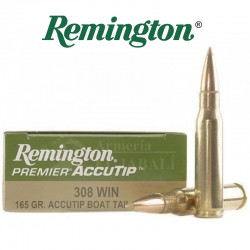 BALA REMINGTON 308 WIN 165 GR ACCUTIP