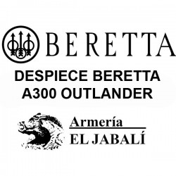 DESPIECE BERETTA A300 OUTLANDER