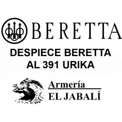 DESPIECE BERETTA AL 391 URIKA