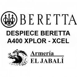 DESPIECE BERETTA A400 XPLOR - XCELL
