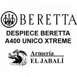 DESPIECE BERETTA A400 UNICO - XTREME