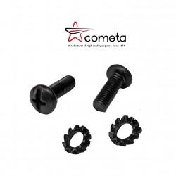 COMETA 100027 + 000026 / TORNILLO + ARANDELA (x2)