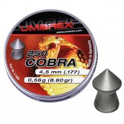 BALINES UMAREX COBRA 4.5 (500 UNI)