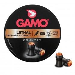 BALINES GAMO LETHAL 4,5 (100 UNI)