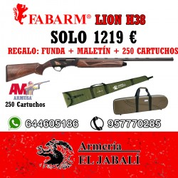 PACK CONJUNTO FABARM H38