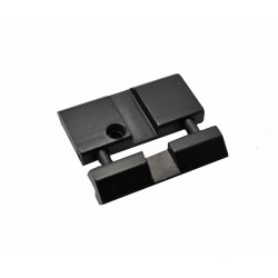 ADAPTADOR DE CARRIL DE 11 MM A 21 MM AJUSTABLE