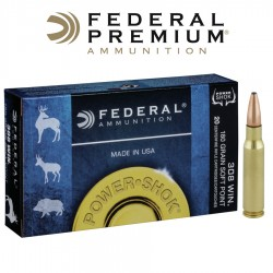 BALA FEDERAL 243 WIN 100 GRAINS SOFT POINT