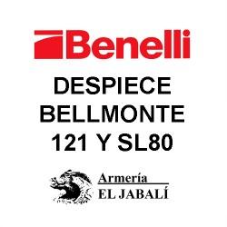DESPIECE OBTURADOR BENELLI BELLMONTE / PREMIUM