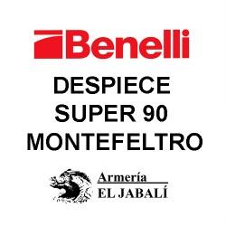 DESPEICE BENELLI SUPER 90 - MONTEFIELTRO