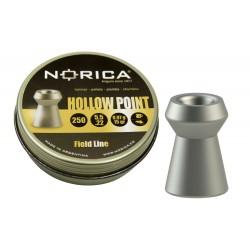 BALINES NORICA HOLLOW POINT 5.5 (250UNI)