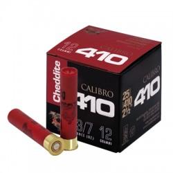 CARTUCHOS CHEDDITE 410 36/65 12 GR