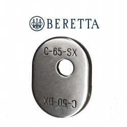 BERETTA 15 PLACA TRASERA 50/65 AL391