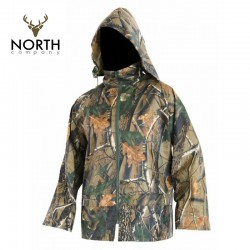 CONJUNTO IMPERMEABLE NORTH COMPANY CAMO