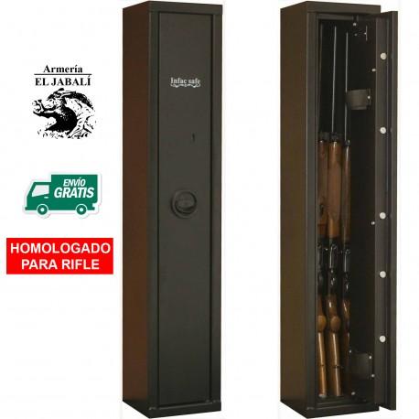 ARMERO INFAC MK BRETON 5 ARMAS LARGAS HOMOLOGADO