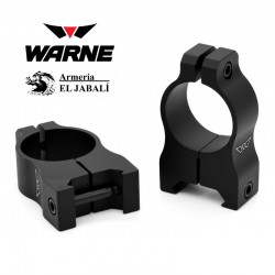 ANILLAS WARNE VAPOR 30MM WEAVER ALTAS
