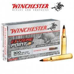 BALA WINCHESTER EXTREME POINT 150GR