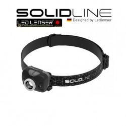 LINTERNA FRONTAL SOLIDLINE SH3 300 LM