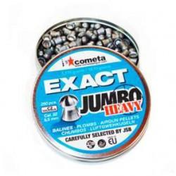 BALINES COMETA JSB EXACT JUMBO HEAVY 5,5 (250 UNI)