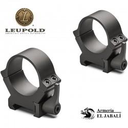 ANILLAS LEUPOLD QRW2 30mm (Desmontables)
