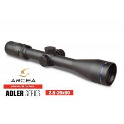 VISOR ARCEA ADLER 2,5-20X50