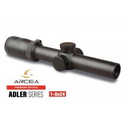 VISOR ARCEA ADLER 1-8X24