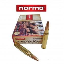 BALA NORMA 338 WM 200GR HORNADY SP POINT